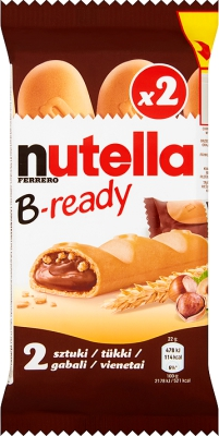 Nutella 44g B-ready
